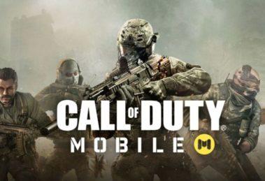 Call of Duty Mobile está disponible para iOS y Android. (Activision)