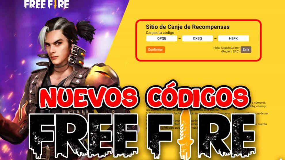 💚 Free Fire: nuevos códigos gratis para hoy miércoles 5 de mayo de 2021 -  Descargandolo Juegos